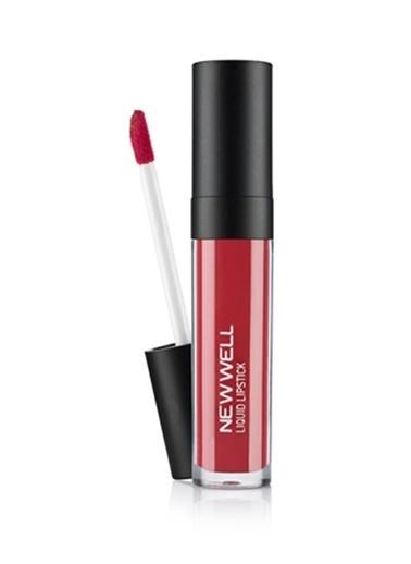 New Well New Well Liquid Lipstick Matte - 208 Ruj Renksiz